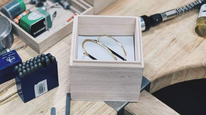 Brass Bracelet Workshop