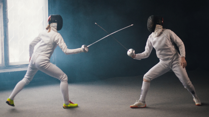 Beginner Fencing Course For 2 – Epee. 4 Classes