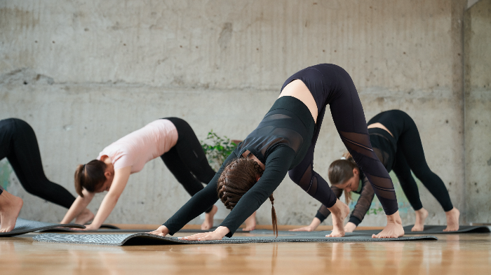 Body Stretching Class for Two – Four  Classes
