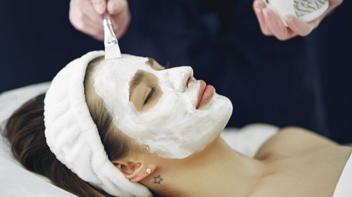 Get Pampered with this Home  Massage: Home Facial Experience