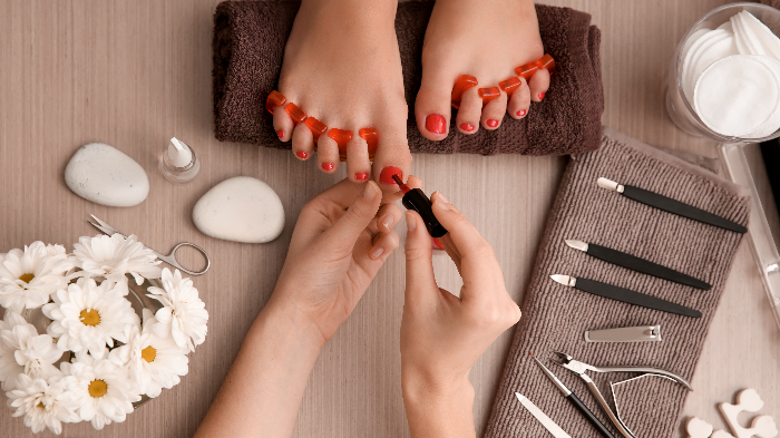 Get Pampered at Your Ease with this Home Pedicure Experience