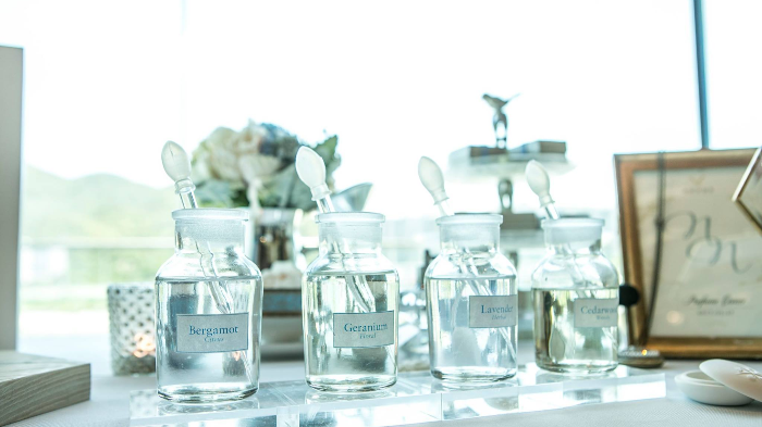 Create Custom Perfume with this  Perfume Workshop