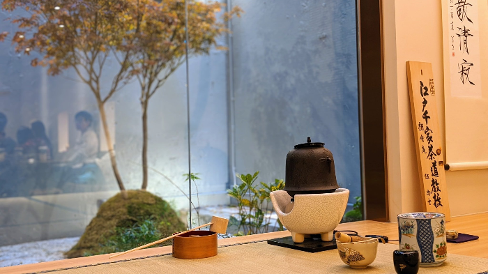 Traditional Japanese Tea Ceremony  Workshop HK for Two