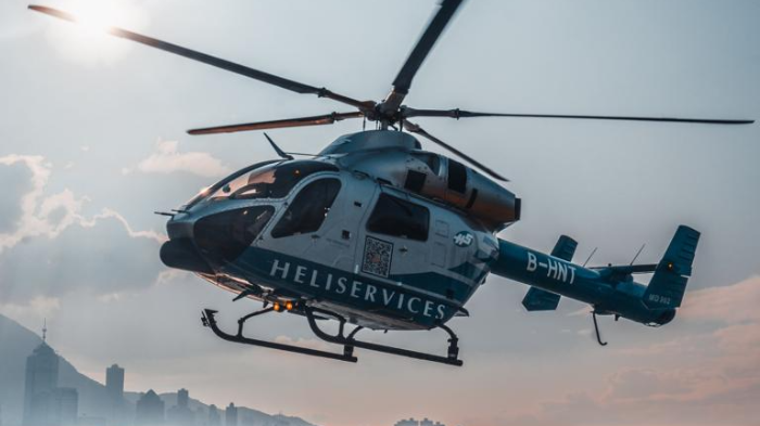 Hong Kong Helicopter Experience for  2, Public Session