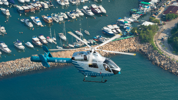 Hong Kong Charter Helicopter  Experience, Private Session