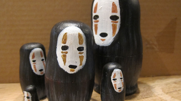 Create the Perfect Gift with Russian Dolls  Workshop