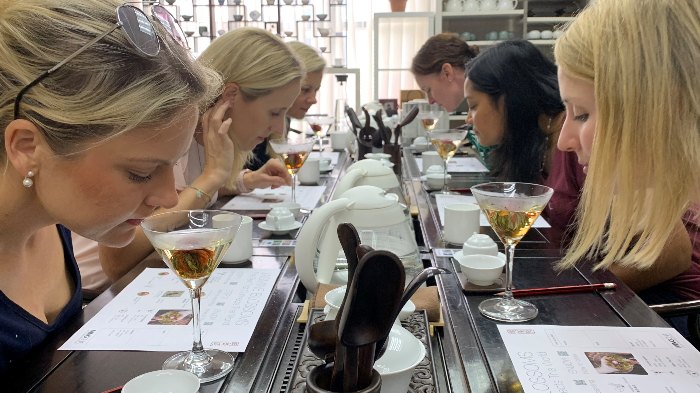 Amazing & Fun Tea Tasting & Pairing  Workshop for Two