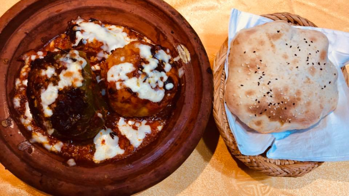 Experience Authentic Syrian Dishes  w/ 2 Persons Combo Set