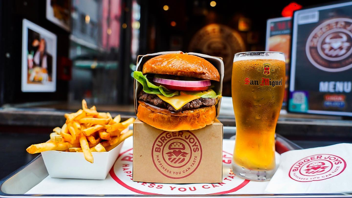 Get a Taste of the Best Burger in Hong  Kong @ Burger Joys