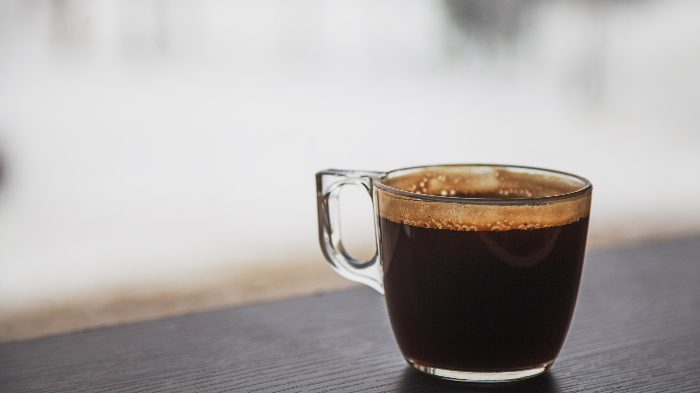 Get a Taste of Delicious Yet Subtle  Black Coffee for Two