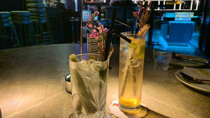 Grab This Free Cocktail for Two from Badroom Bar& Restaurant