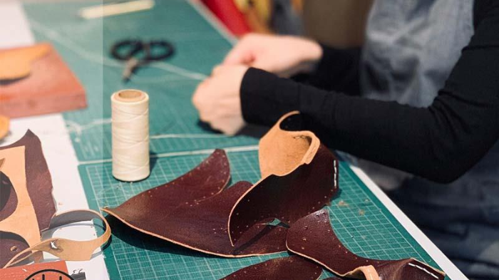 Get Creative with DIY Leather Shoe  Workshop for Two