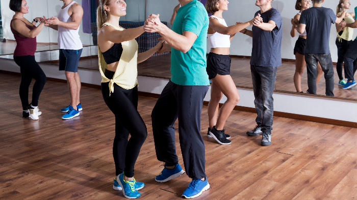 Learn How to Dance Together with  Couple Dance Class for 2